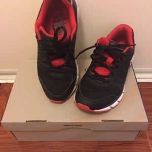95% new Asics shoes
